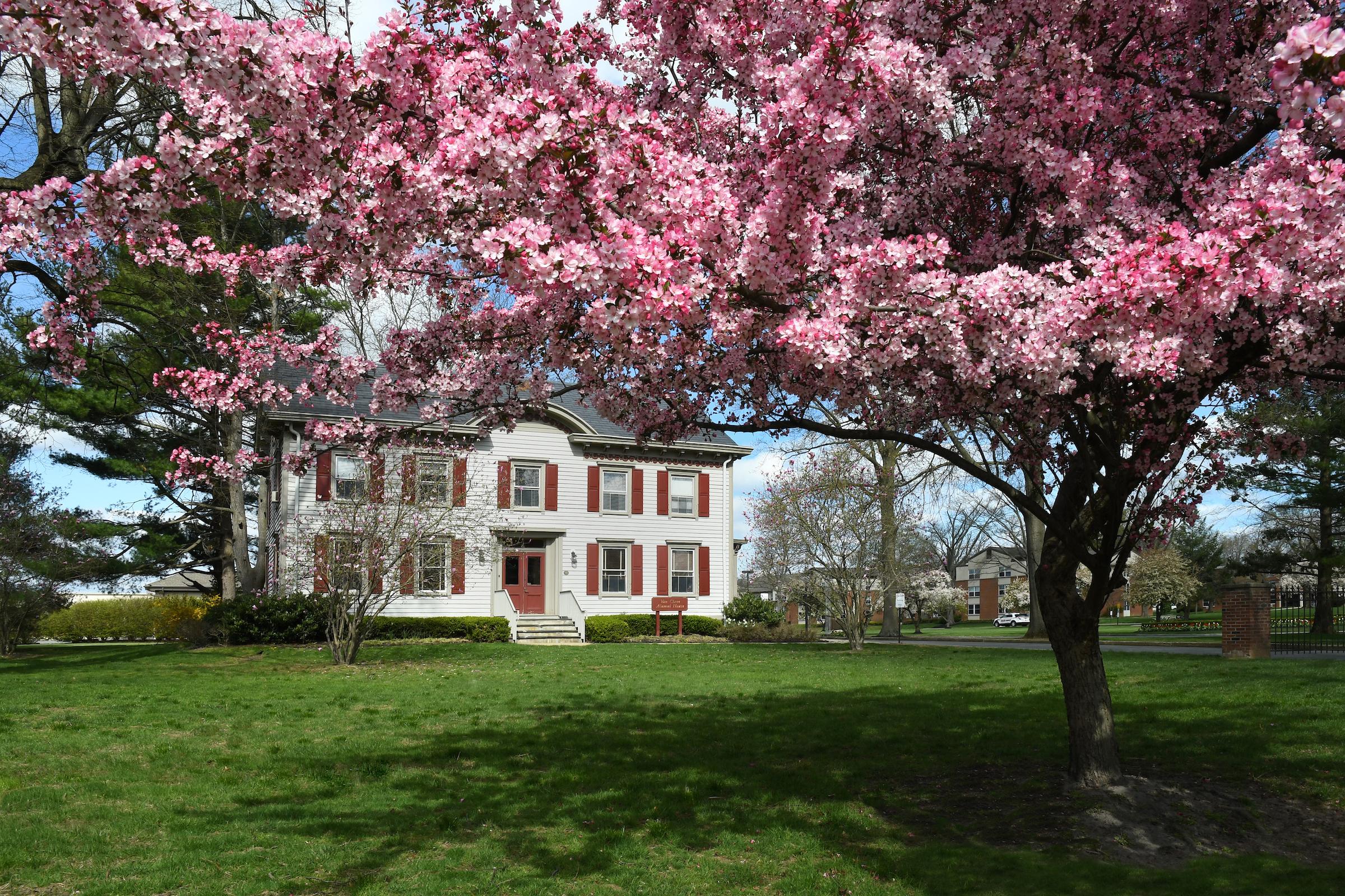 Van Cleve Alumni House