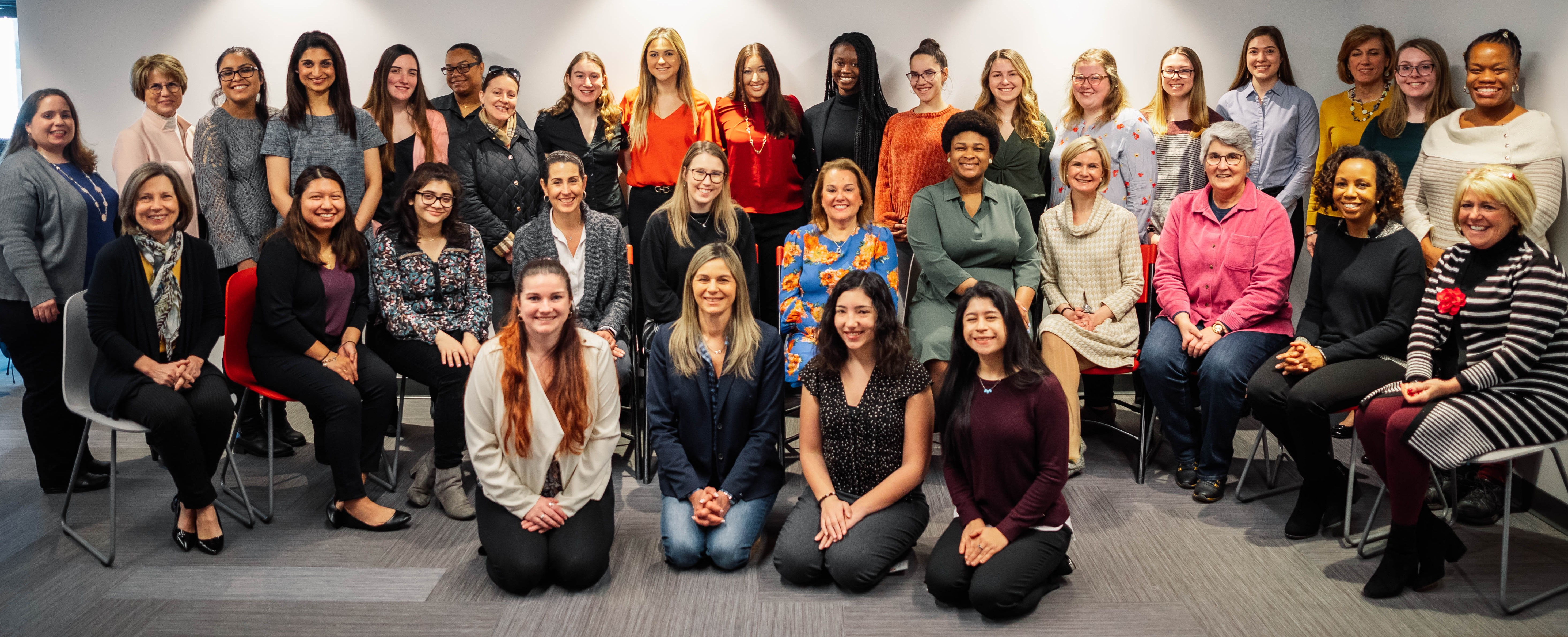 2020 Women's Leadership Council group photo