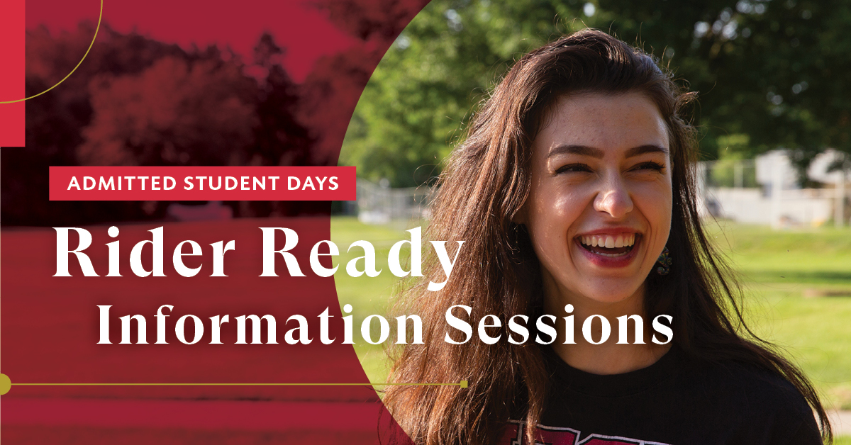 Rider Ready Info Session