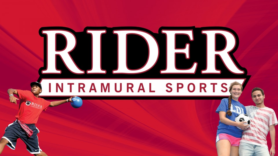Intramurals at Rider