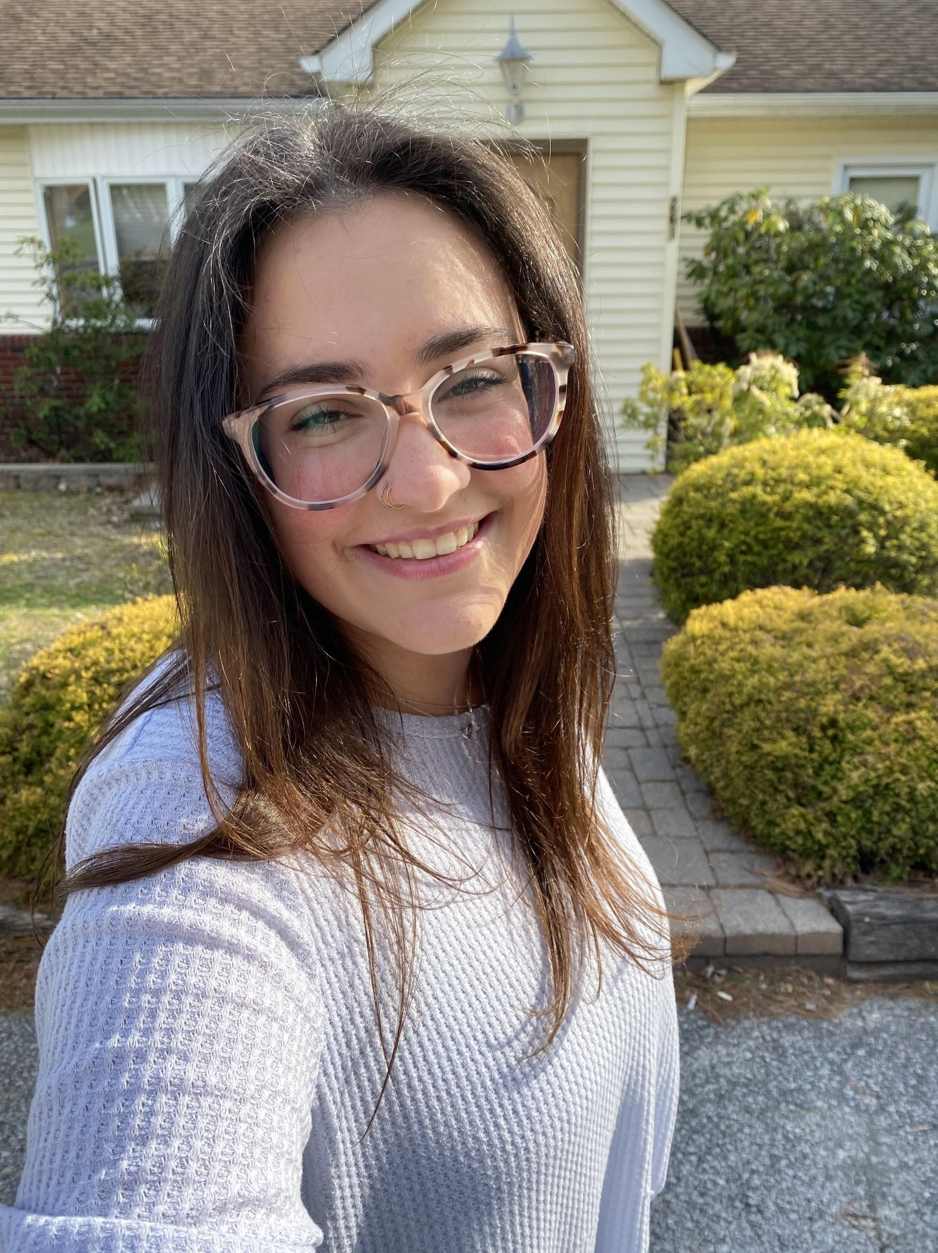 Athena Skirianos, Vice President for Campus Connection