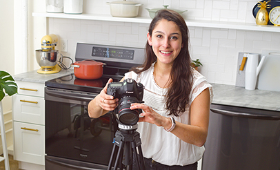 Anita Chomenko's Success Story