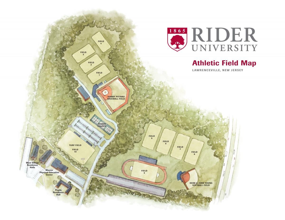 lawrenceville campus buildings facilities rider university