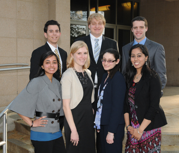 2012-2013 Beta Alpha Psi Officers