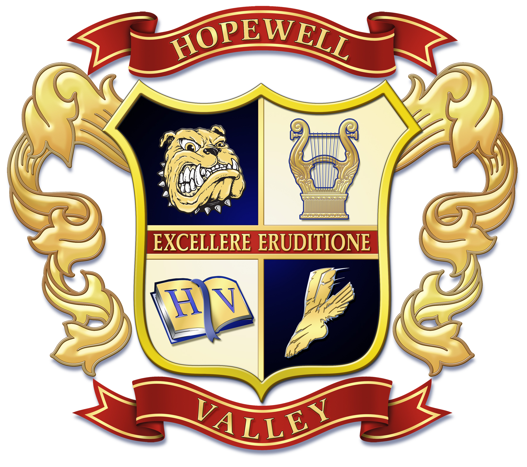 View Hopewell Valley Regional School District partnership information