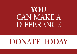 You can make a difference. Donate Today.