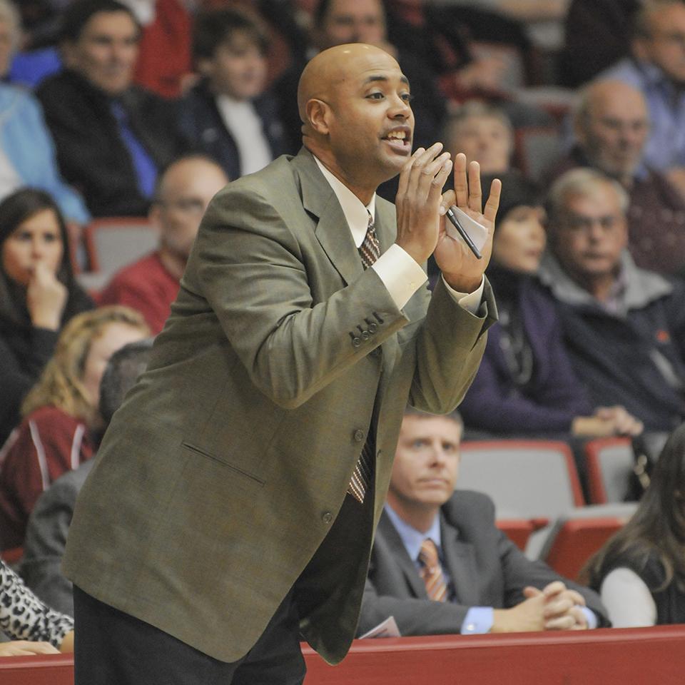 Coach Kevin Baggett