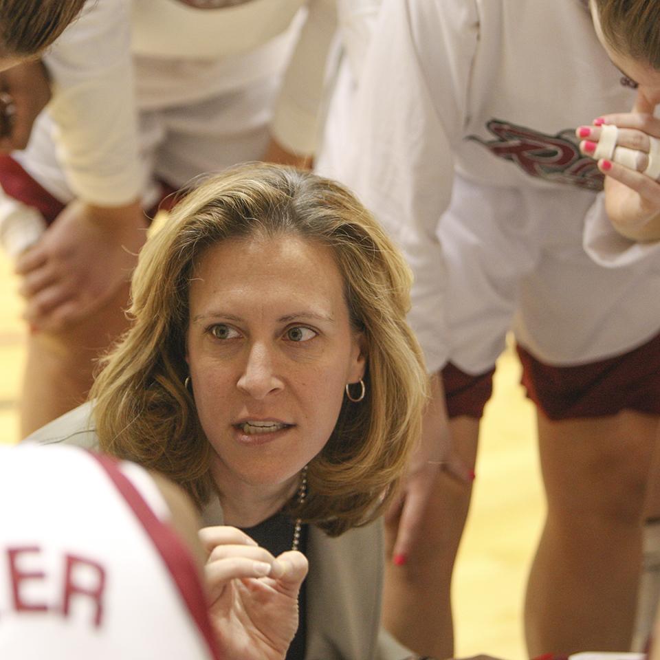 Coach Lynn Milligan
