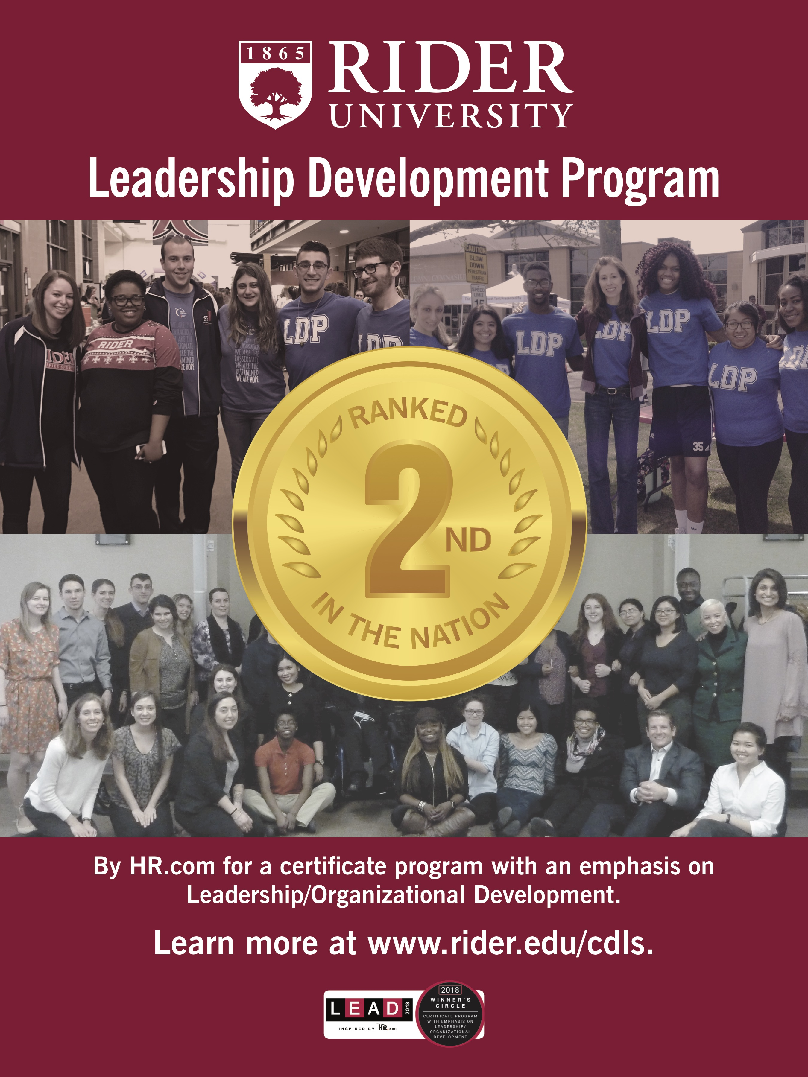 Leadership Development Program Ranked 2nd in the Nation