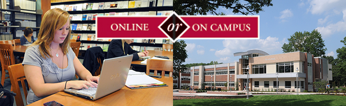 Online or On Campus Degree and Certificate Programs