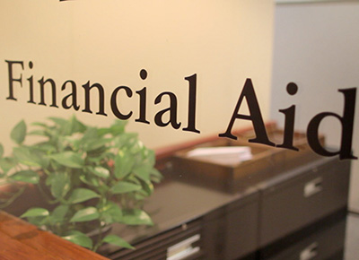 Get your questions answered by attending a financial aid counseling day.