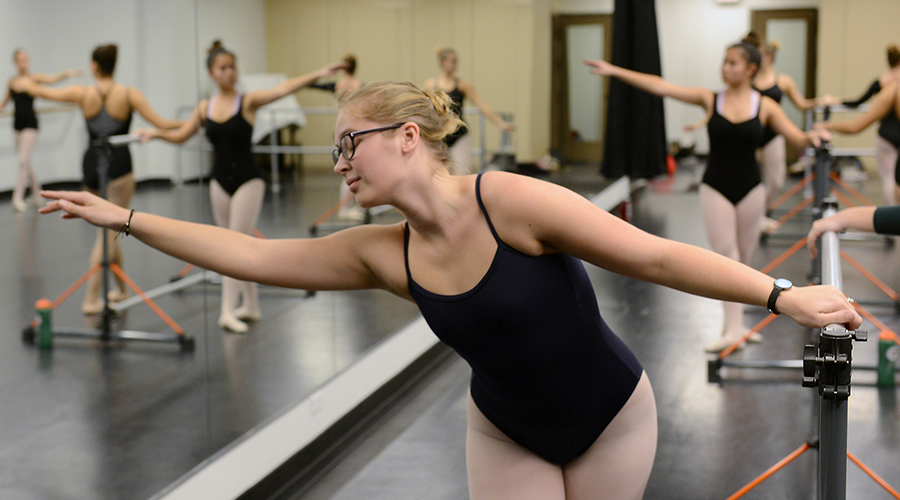 Dance/Movement Therapy classes taught at Rider University