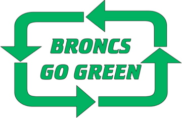 Broncs Go Green