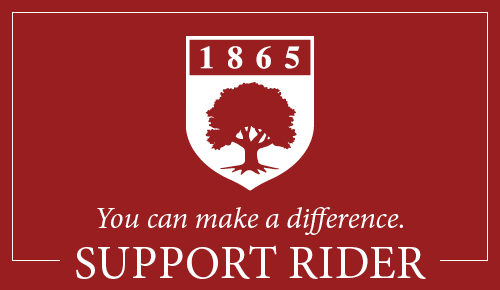 Support Rider and Donate