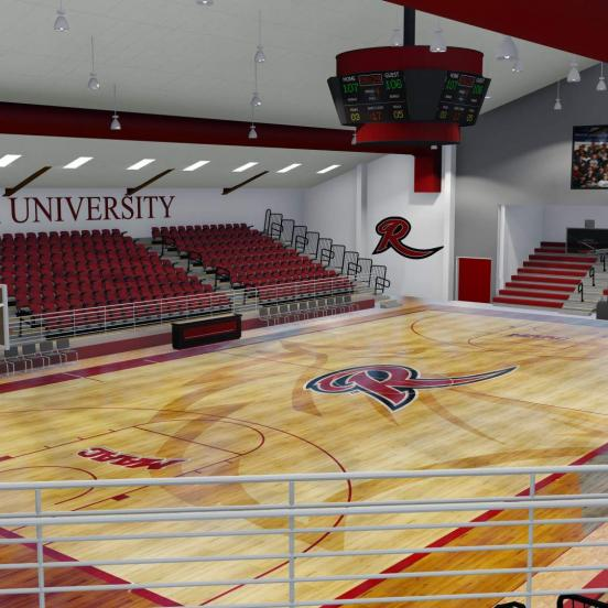 $1 million gift moves renovations of Alumni Gym forward