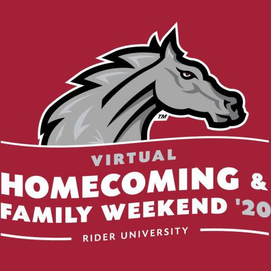 Rider's annual Homecoming & Family Weekend goes virtual