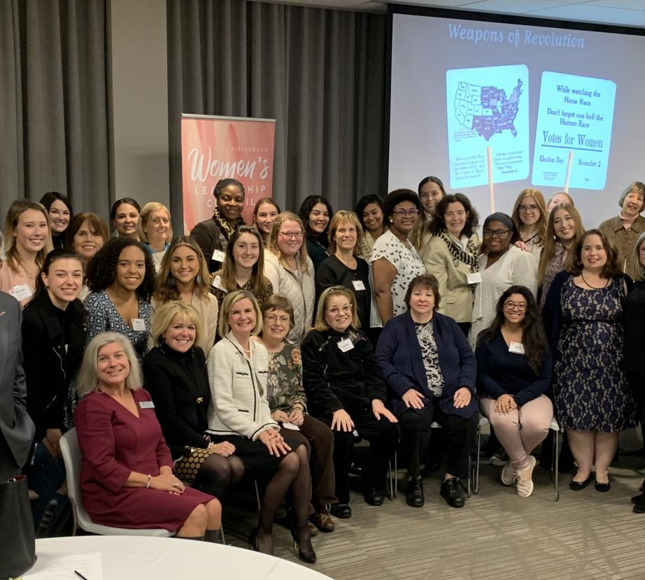 GBWLC members gather at signature event