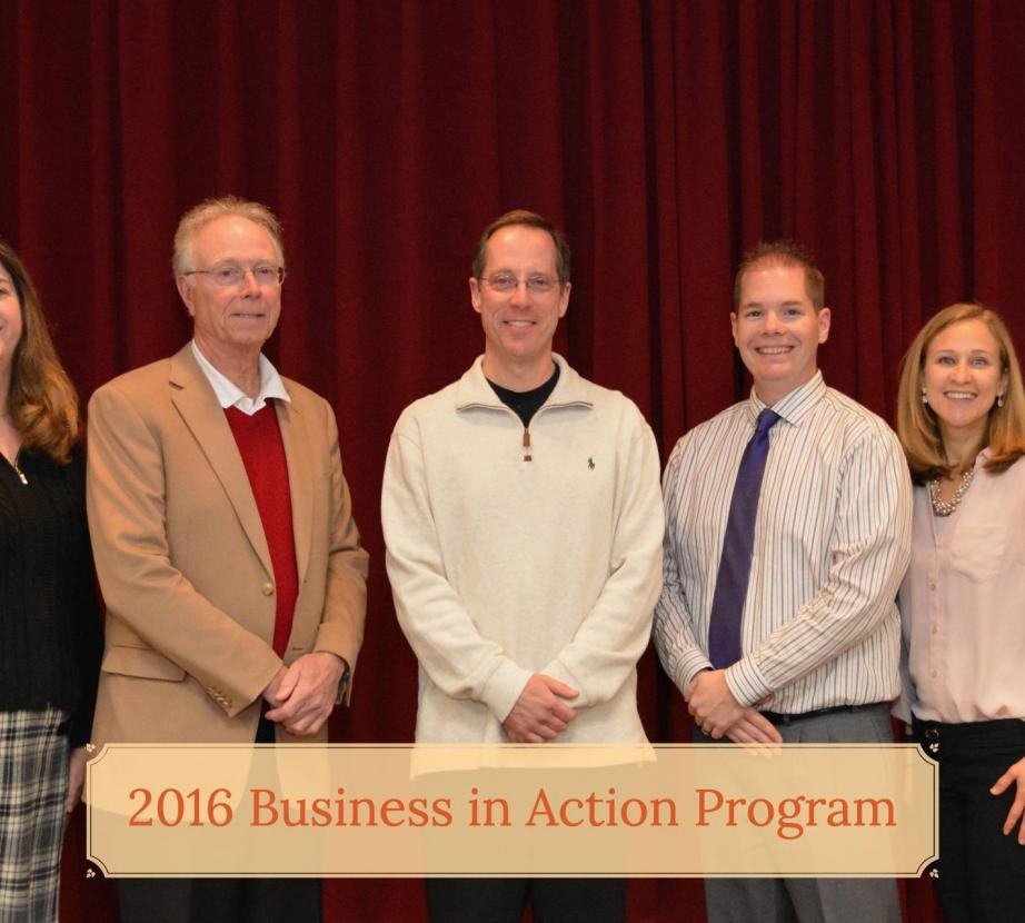 Business in Action program