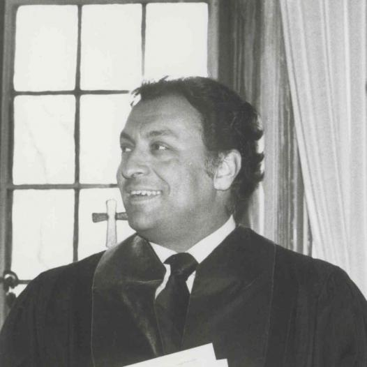 Zubin_Mehta, Former Music Director, New York Philharmonic | WCC commencement speaker 1982