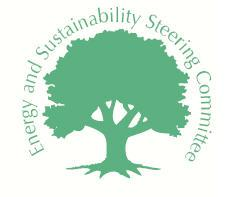 Energy and Sustainability Steering Committee